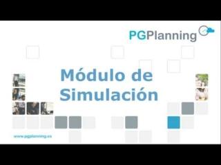 Simulación de cuadrantes de turnos de trabajo