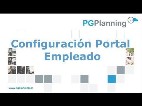 Configuración y opciones del portal del empleado (1ª parte)
