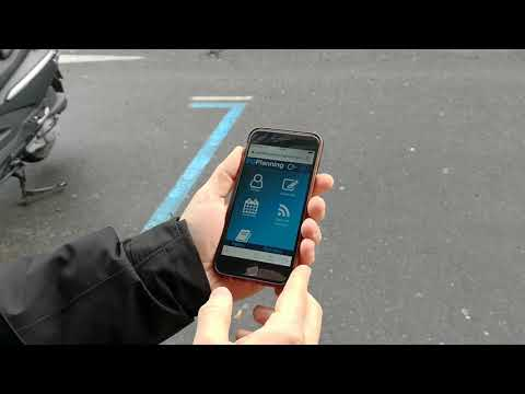Fichaje móvil con geolocalización