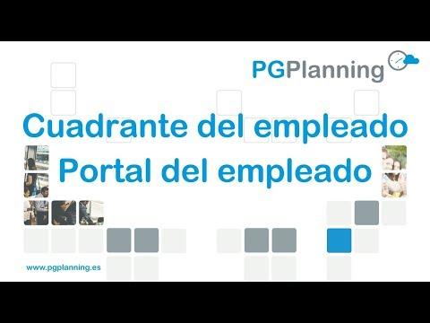 Ver cuadrante y turnos asignados en el portal del empleado
